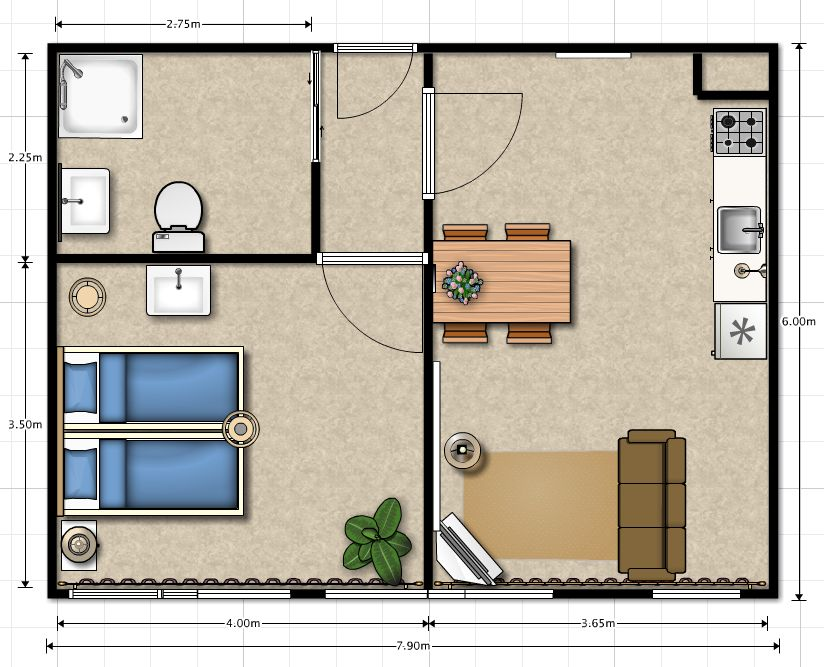 Plattegrond Baarlo Work And Stay